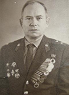Полковник Егоров К.В