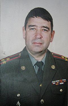 Полковник Енгаватов В.В