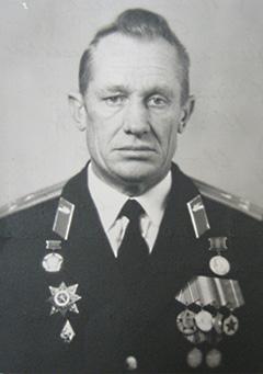 Полковник Фирсов М.П