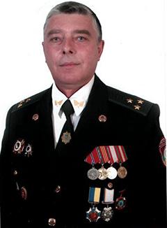 Полковник Карпенко А.М