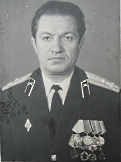 Полковник Кондратюк В.М