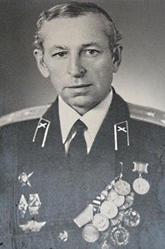 Полковник Куценко А.В