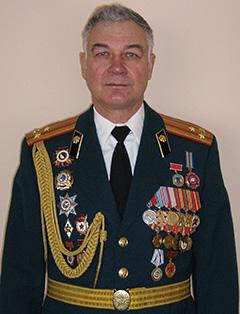 Полковник Сипко В.Г