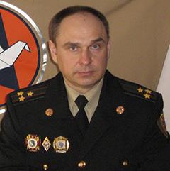 Полковник Торохтий В.П