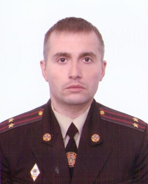 Подполковник Базилеев Е.С