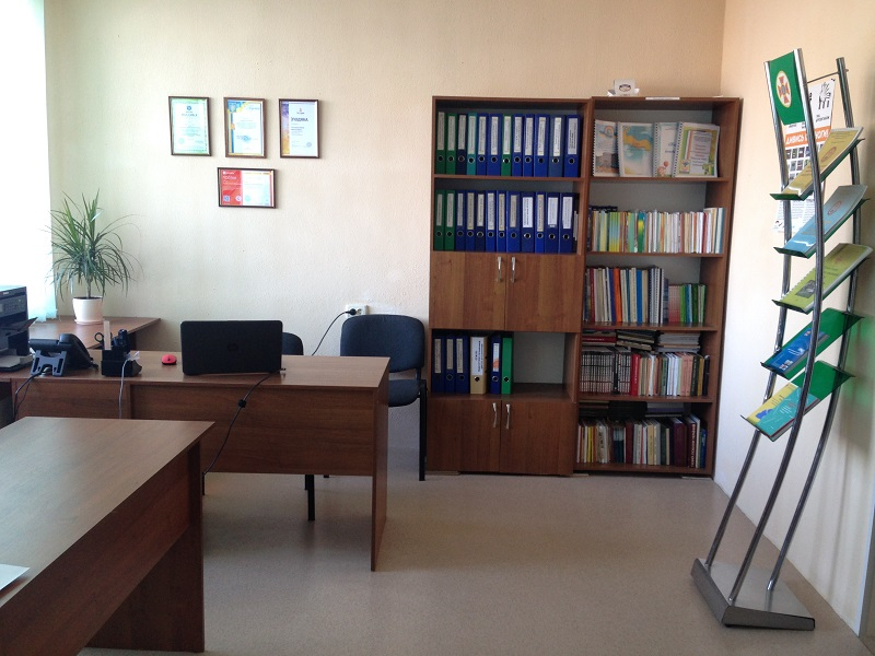 Обласний методичний кабінет навчально-методичного центру