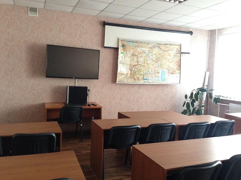 Курси удосконалення керівних кадрів І категорії Дніпропетровськ
